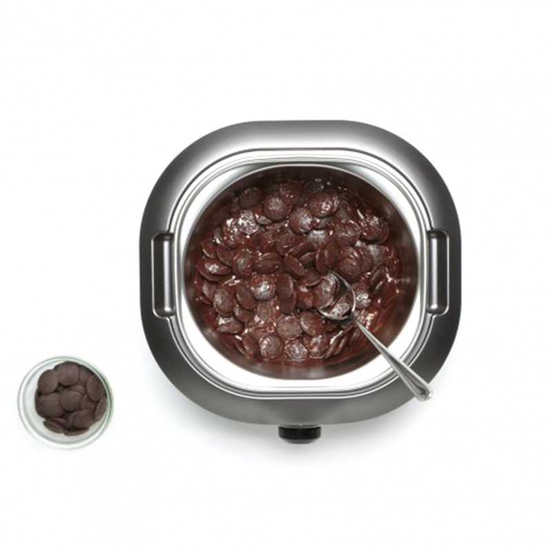 Croquade Belgian Chocolate Temperer Set (CHEU0001 Black)