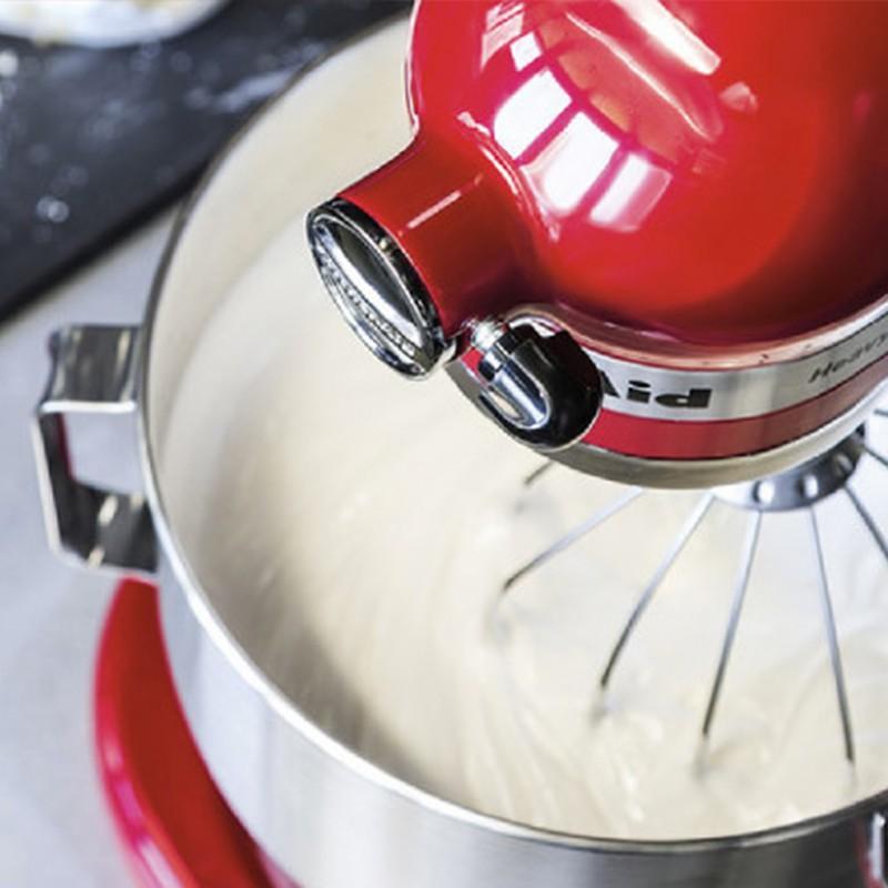 KitchenAid 4.8L Heavy Duty Bowl-Lift Stand Mixer (5KPM5BER Empire Red)