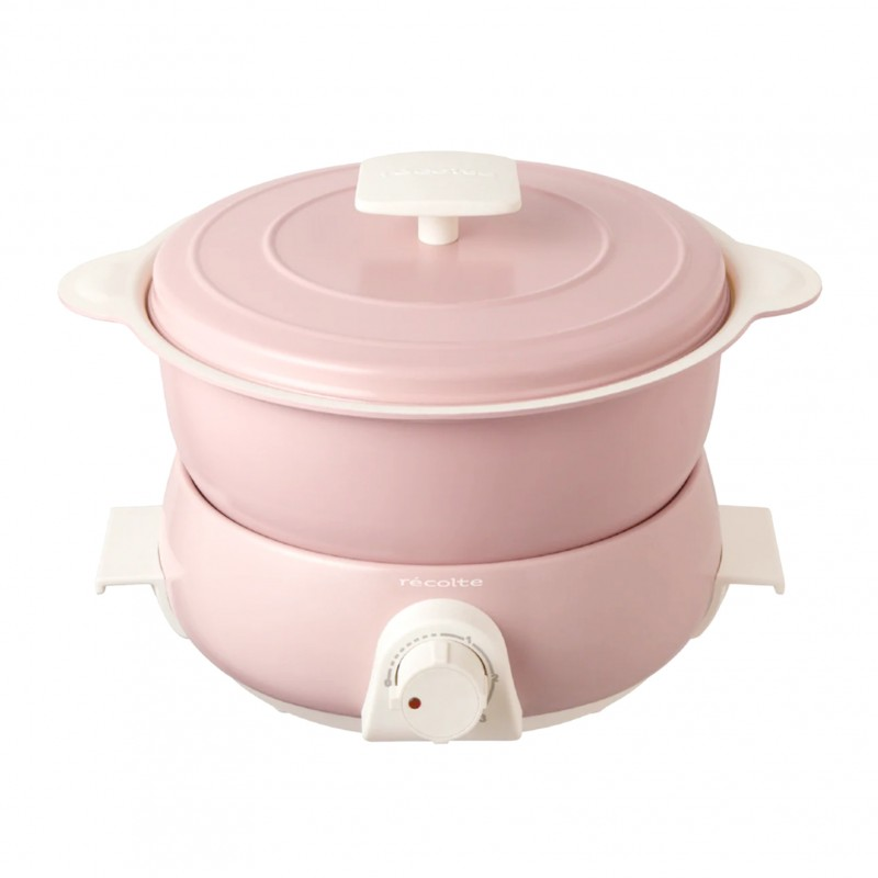 récolte POT DUO fête - Limited Edition (RPD-3 Pink)