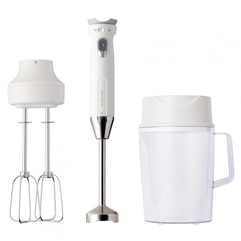 récolte Handy Blender Slim Plus (RHB-1 White)