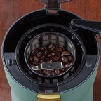 Toffy Automatic Grind Aroma Coffee Maker (K-CM7-SG Slate Green)