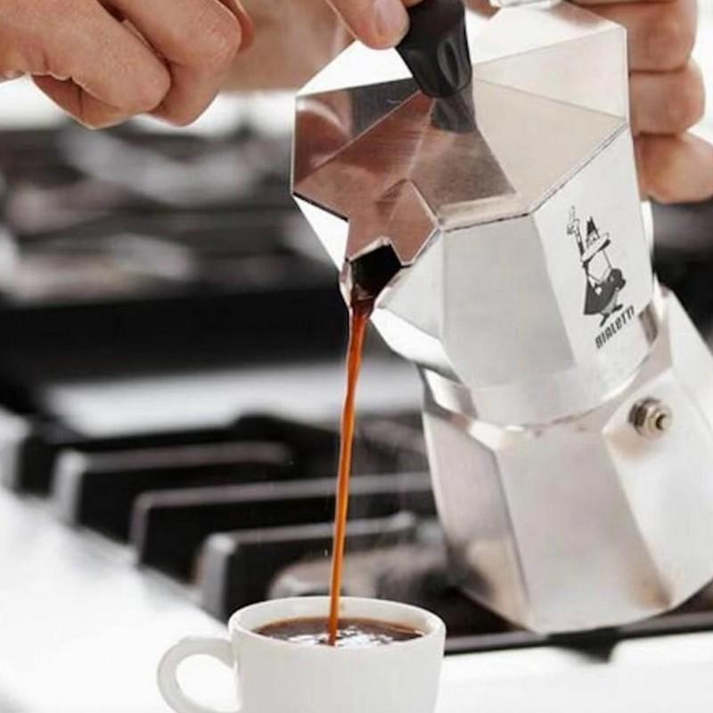 Bialetti Moka Express - 3 Cups (Aluminium)
